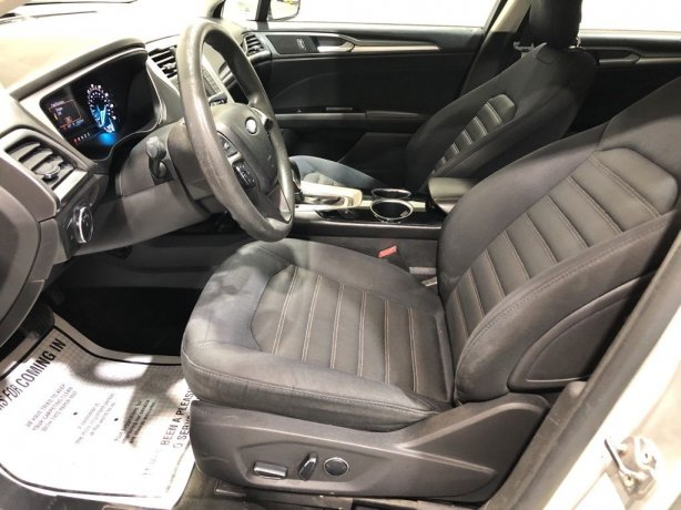 used 2013 Ford Fusion for sale Houston TX