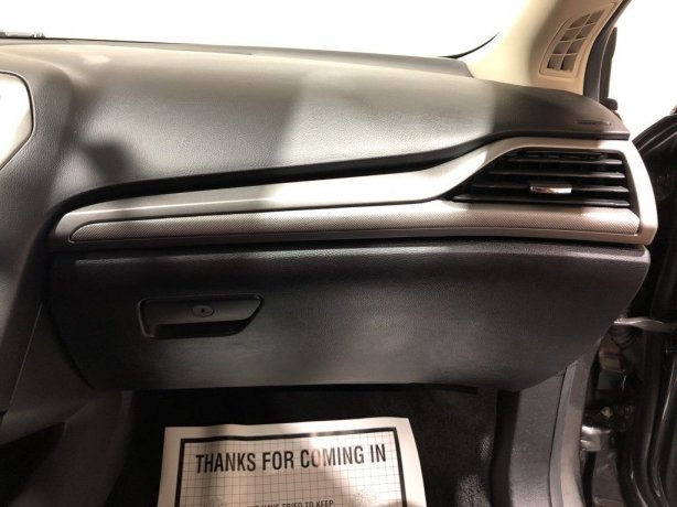 cheap used 2017 Ford Fusion for sale