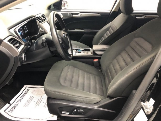 used 2017 Ford Fusion for sale Houston TX