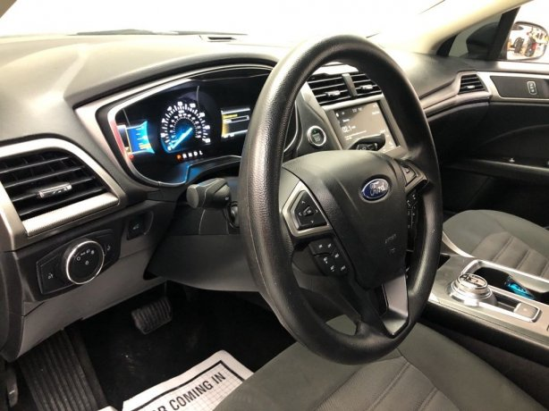 2017 Ford Fusion for sale Houston TX