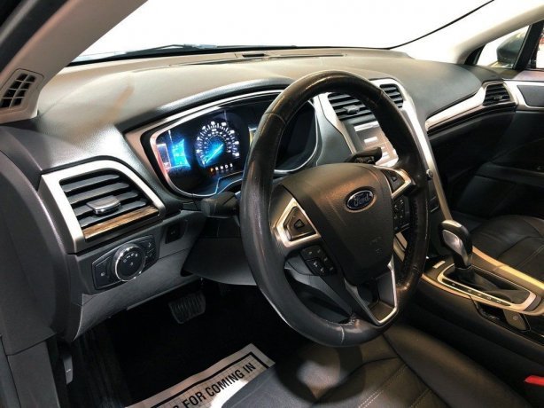 2015 Ford Fusion for sale Houston TX