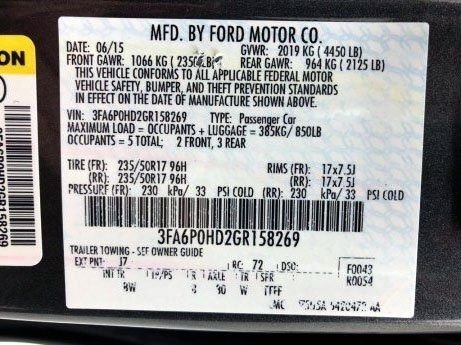 Ford Fusion cheap for sale near me