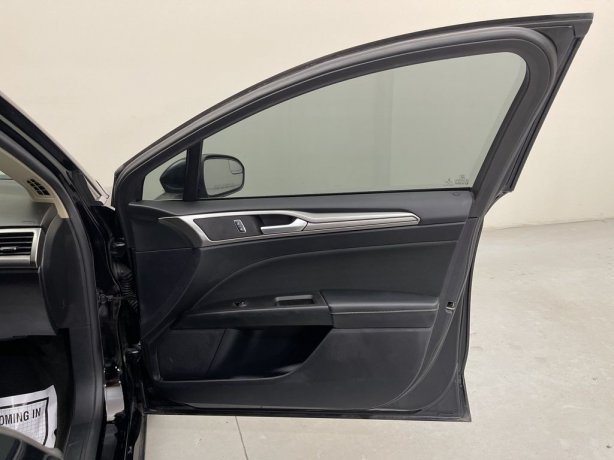 used 2018 Ford Fusion for sale near me