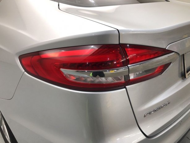 used 2019 Ford Fusion for sale