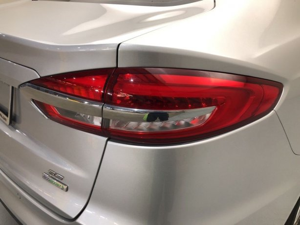 used Ford Fusion for sale near me