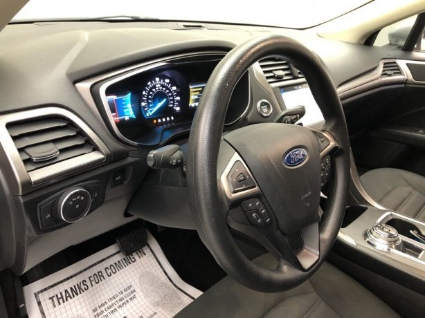 used 2019 Ford Fusion for sale Houston TX