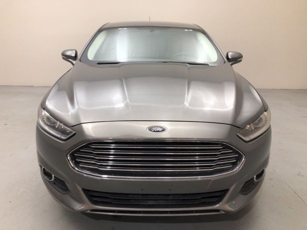 Used Ford Fusion for sale in Houston TX.  We Finance!