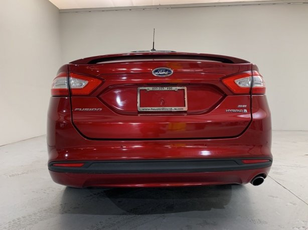 2014 Ford Fusion Hybrid for sale