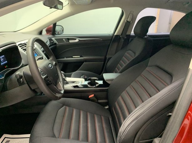 used 2014 Ford Fusion Hybrid for sale Houston TX