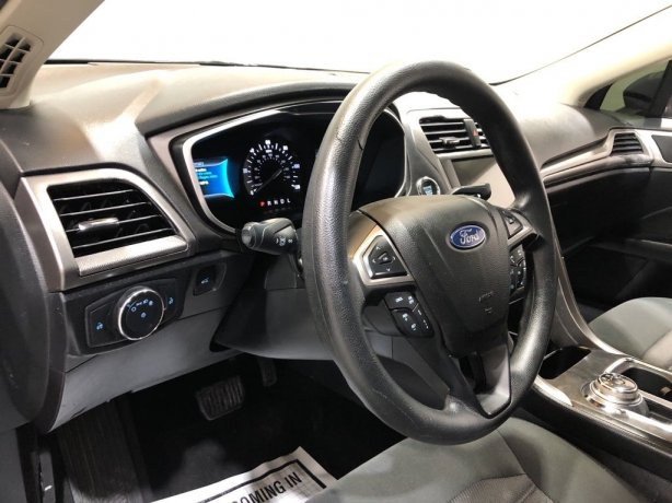 2019 Ford Fusion Hybrid for sale Houston TX