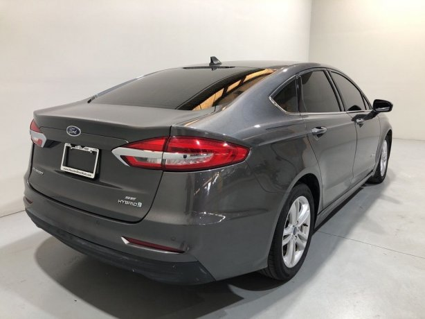 used Ford Fusion Hybrid