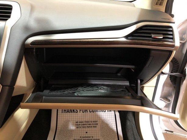2015 Ford Fusion-Energi SE Luxury