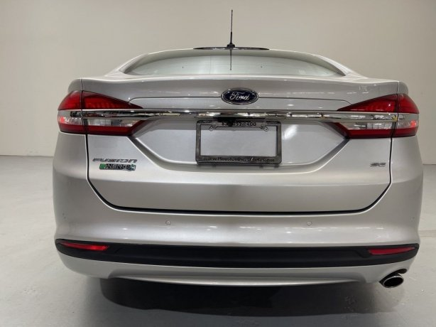 2017 Ford Fusion Energi for sale