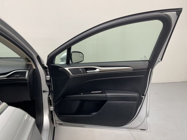 used 2017 Ford Fusion Energi for sale near me