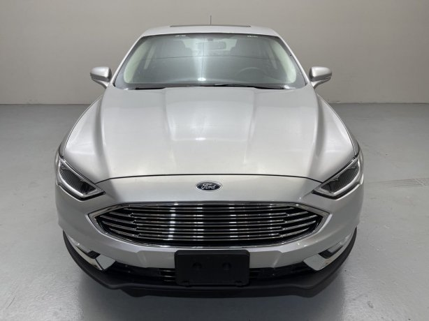 Used Ford Fusion Energi for sale in Houston TX.  We Finance!