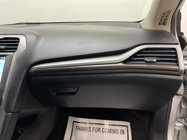 cheap used 2017 Ford Fusion Energi for sale