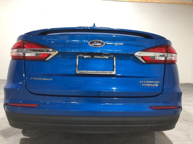 2019 Ford Fusion Hybrid for sale