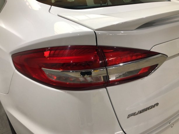 used 2019 Ford Fusion Hybrid for sale