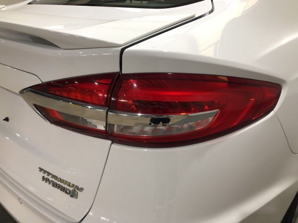 used Ford Fusion Hybrid for sale near me