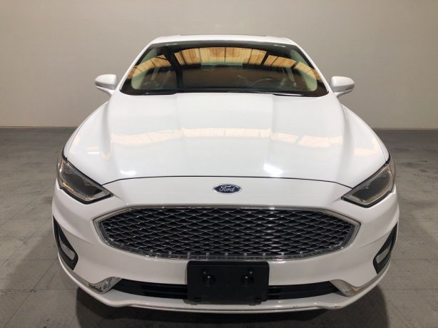 Used Ford Fusion Hybrid for sale in Houston TX.  We Finance!
