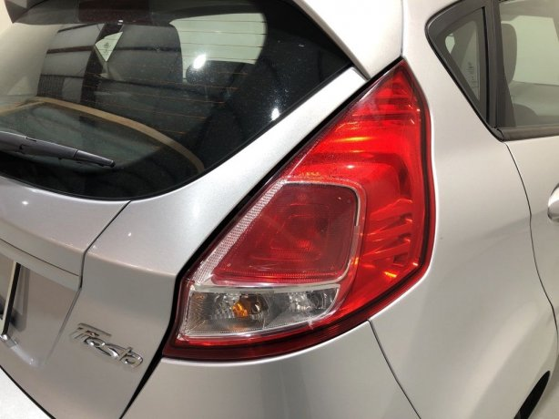 used Ford Fiesta for sale near me