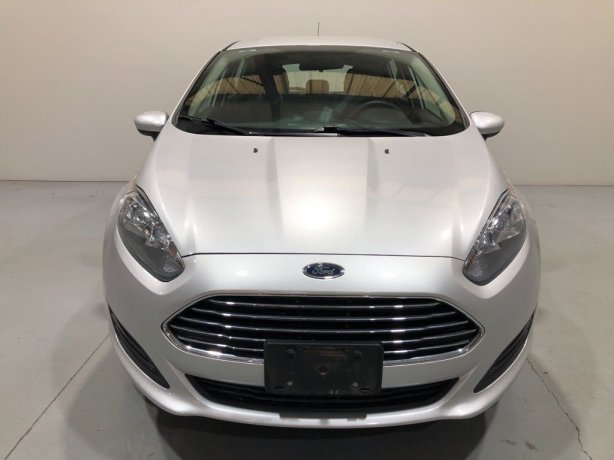 Used Ford Fiesta for sale in Houston TX.  We Finance!