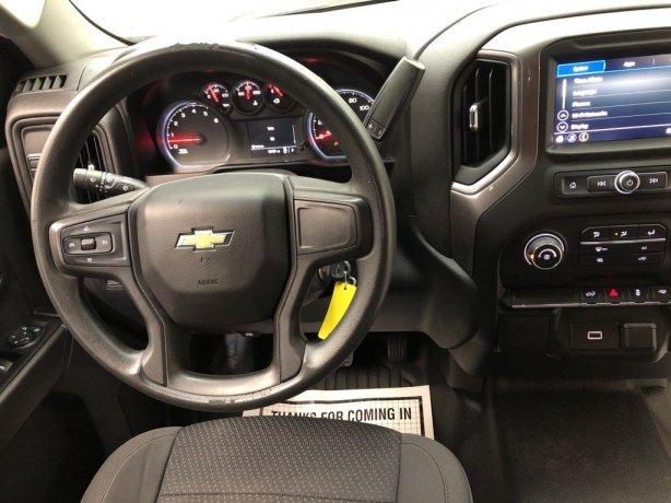 used 2020 Chevrolet Silverado 1500 for sale near me