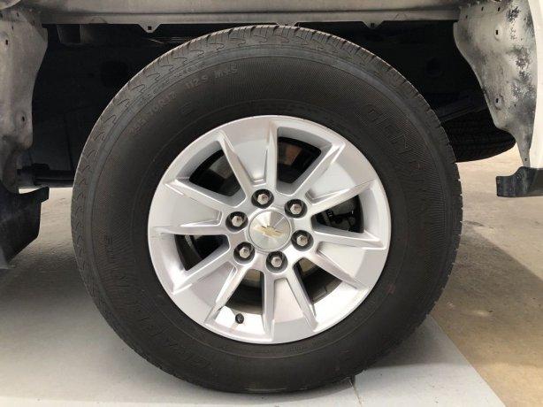 used Chevrolet Silverado 1500 for sale Houston TX