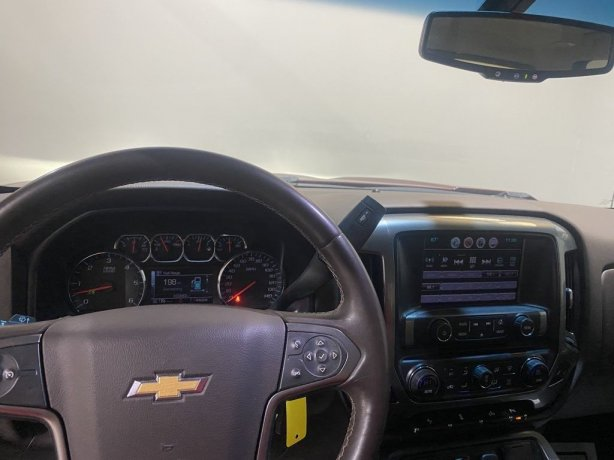 used 2016 Chevrolet Silverado 1500 for sale Houston TX