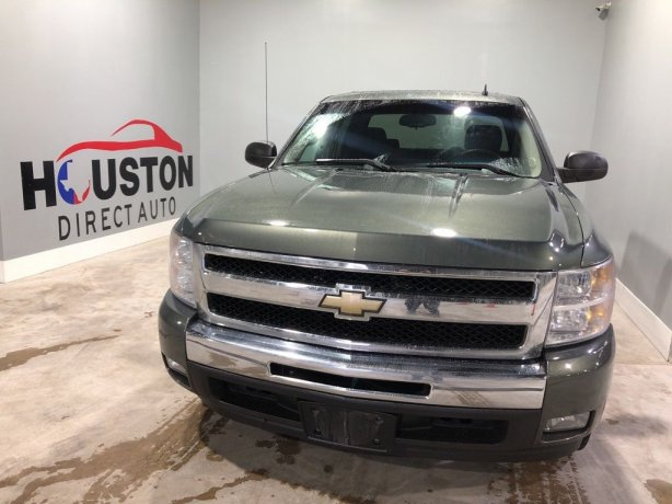 Used 2011 Chevrolet Silverado 1500 for sale in Houston TX.  We Finance!