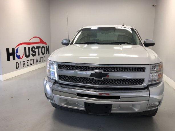 Used 2013 Chevrolet Silverado 1500 for sale in Houston TX.  We Finance!