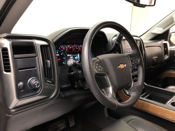 used 2018 Chevrolet Silverado 1500 for sale Houston TX