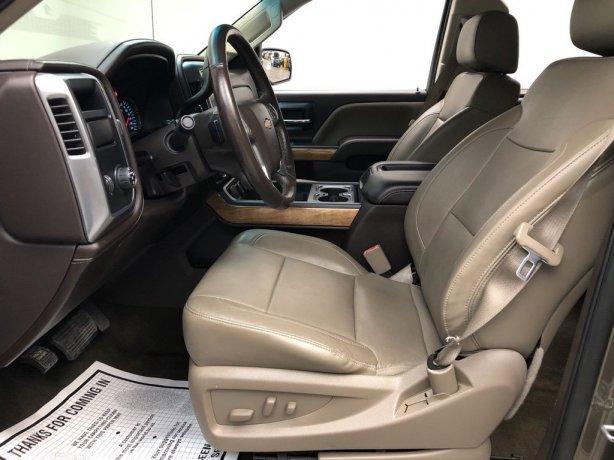 used 2014 Chevrolet Silverado 1500 for sale Houston TX