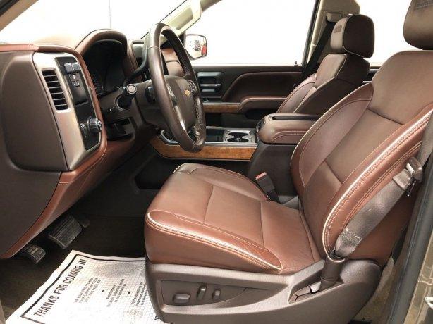 used 2015 Chevrolet Silverado 1500 for sale Houston TX