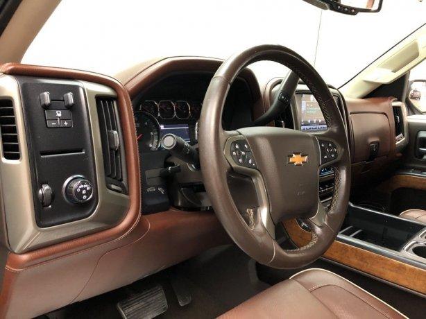 2015 Chevrolet Silverado 1500 for sale Houston TX