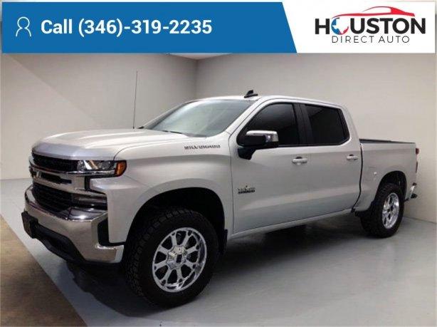 Used 2019 Chevrolet Silverado 1500 for sale in Houston TX.  We Finance!