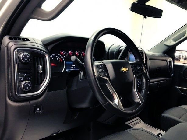 2019 Chevrolet Silverado 1500 for sale Houston TX