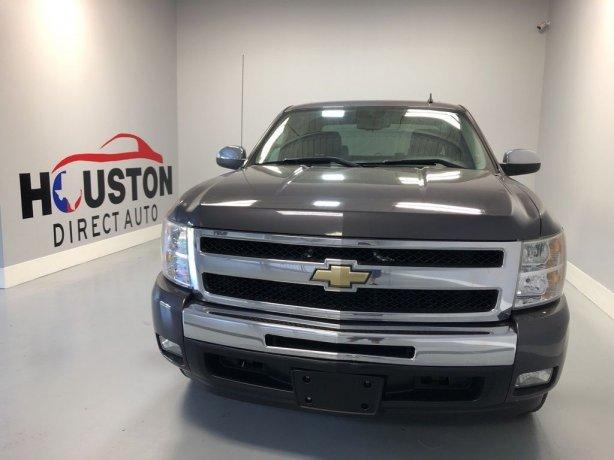 Used 2010 Chevrolet Silverado 1500 for sale in Houston TX.  We Finance!