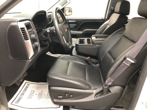 used 2014 Chevrolet Silverado 1500 for sale Houston TX