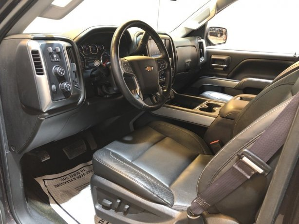 2015 Chevrolet Silverado 1500 for sale Houston TX