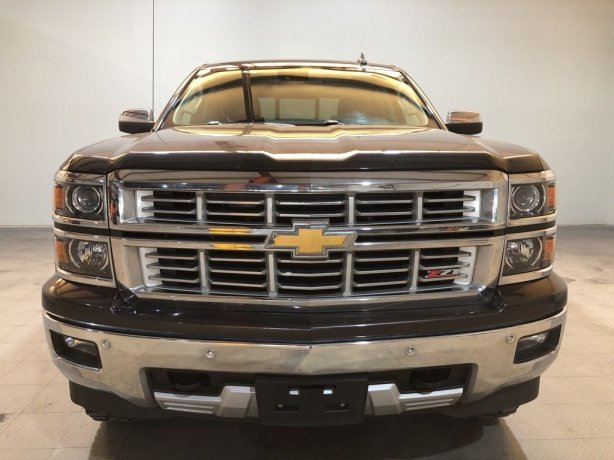 Used Chevrolet Silverado 1500 for sale in Houston TX.  We Finance!