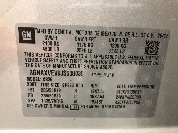 Chevrolet Equinox cheap for sale near me