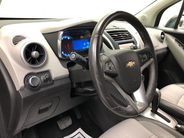 2015 Chevrolet Trax for sale Houston TX