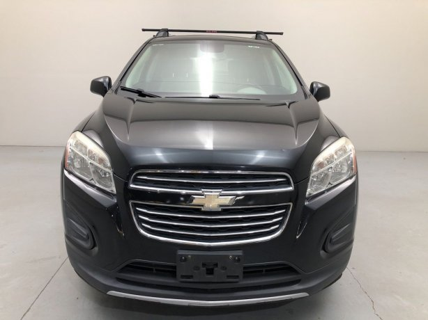 Used Chevrolet Trax for sale in Houston TX.  We Finance!