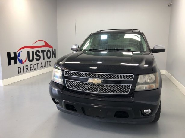 Used 2009 Chevrolet Avalanche 1500 for sale in Houston TX.  We Finance!