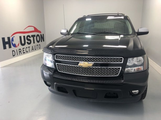 Used 2011 Chevrolet Avalanche 1500 for sale in Houston TX.  We Finance!