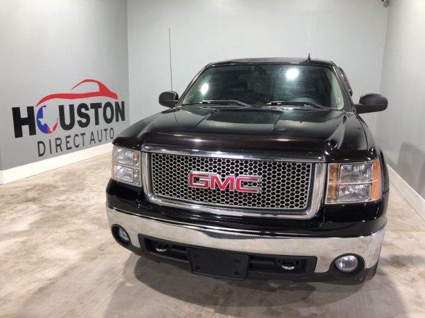Used 2012 GMC Sierra 1500 for sale in Houston TX.  We Finance!