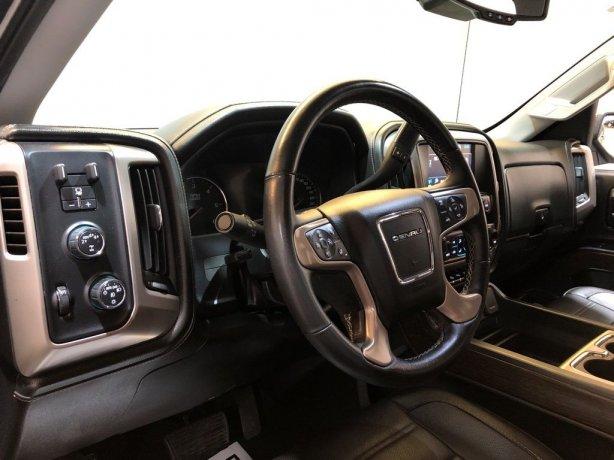 used 2017 GMC Sierra 1500 for sale Houston TX