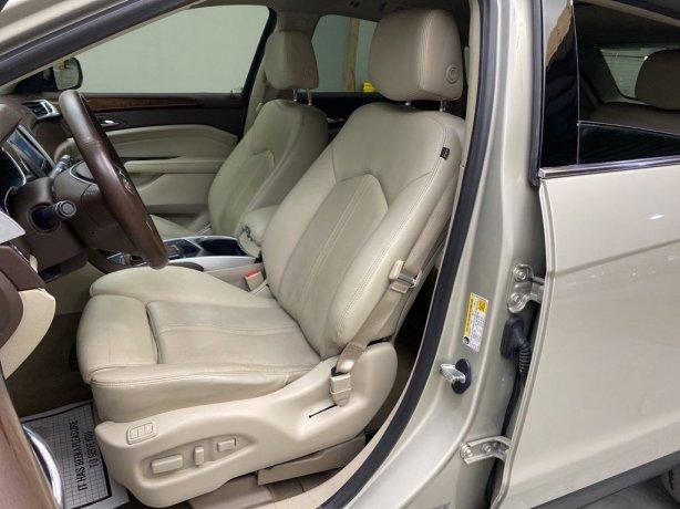 used 2014 Cadillac SRX for sale Houston TX