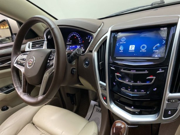 cheap used 2014 Cadillac SRX for sale